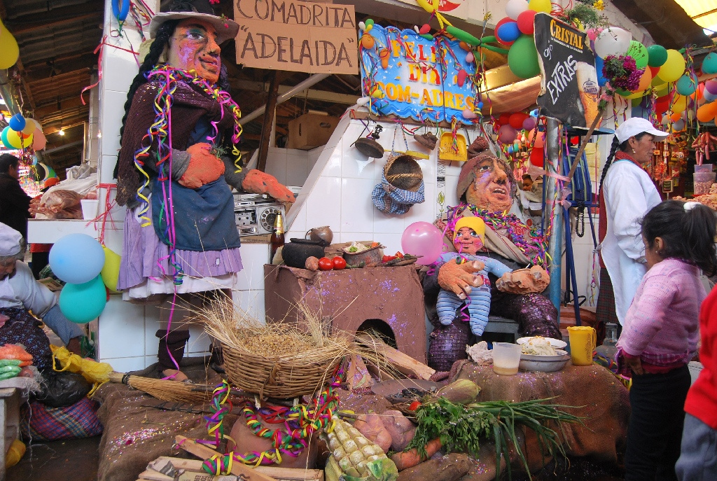 Cusquenians Carnivals: Fun in Cusco – Machupicchu Green